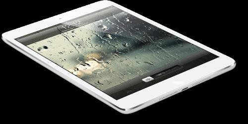 iPad profil